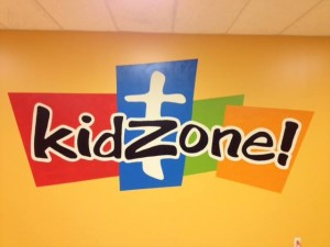 Our new KidZone logo