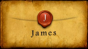 Ndw Series on the book of James beginning July 13th - August